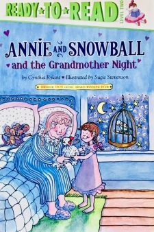 A&J Grandmother Night- Front Jacket